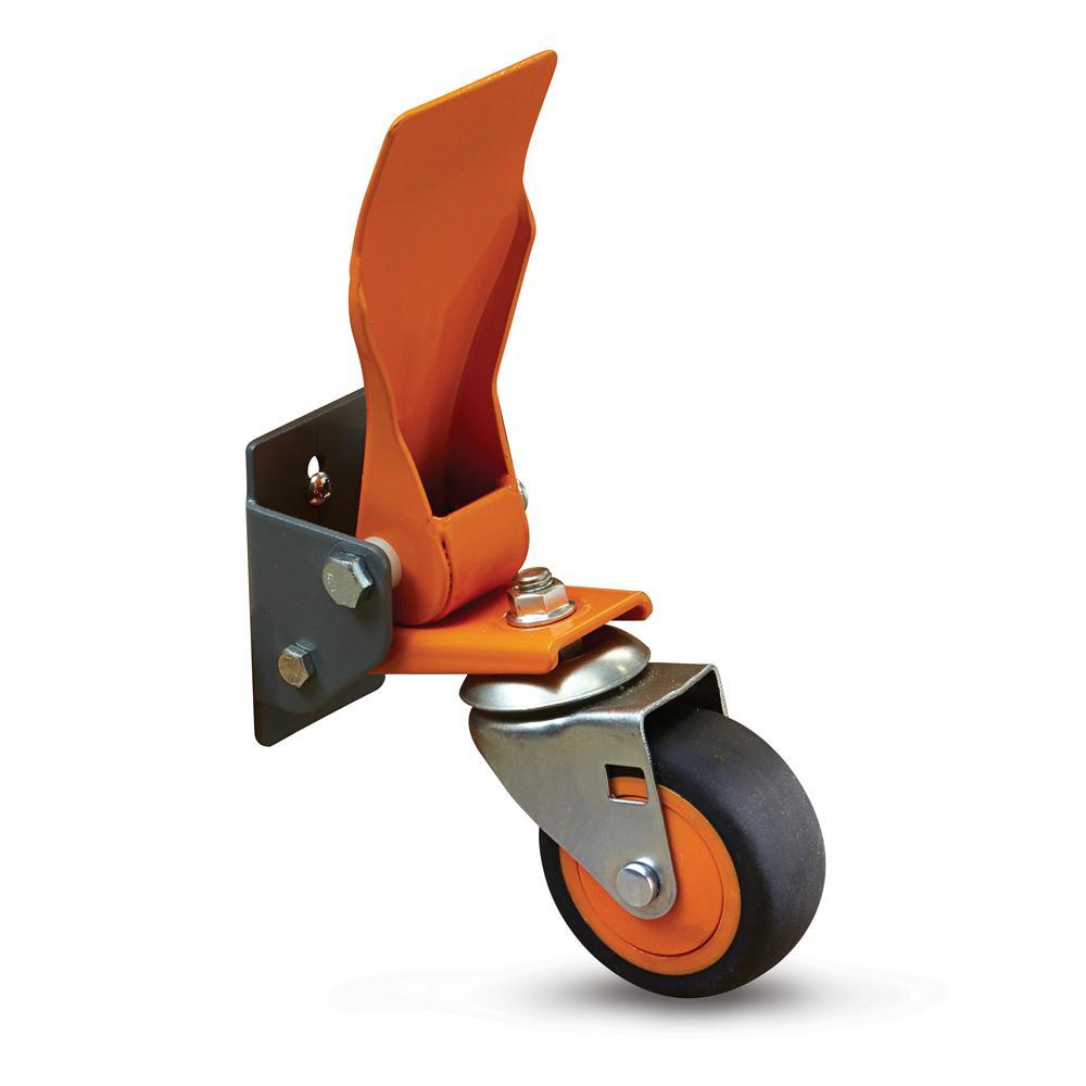 4-Caster Workbench Mobility Kit.