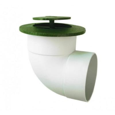 4 in. Plastic Pop-up Drainage Emitter