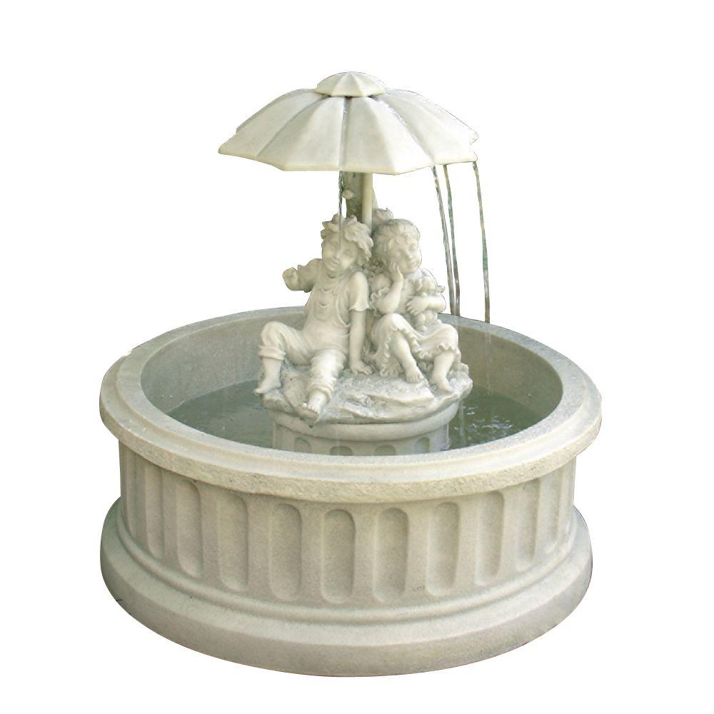Beckett Rainy Day Reflection Pool Fountain-DISCONTINUED