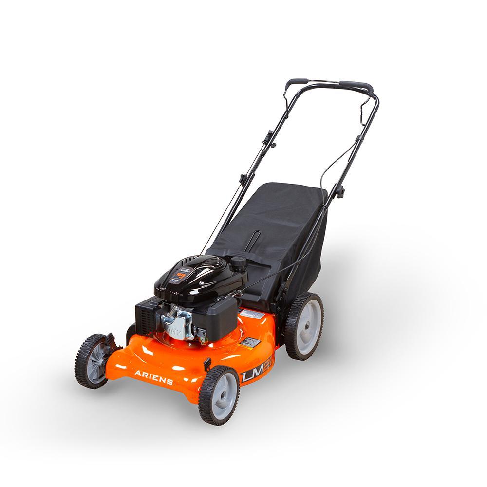 21 in. 159cc 3-in-1 Walk Behind Gas Push Mower