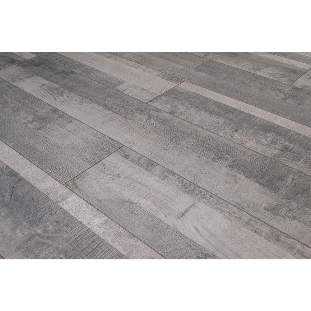 Home Decorators Collection Home Decorators Collection Calhan Multi-Strip 12mm Thick x 8.03 in. Wide x 47.64 in. Length Laminate Flooring (15.94 sq. ft. / case), Medium