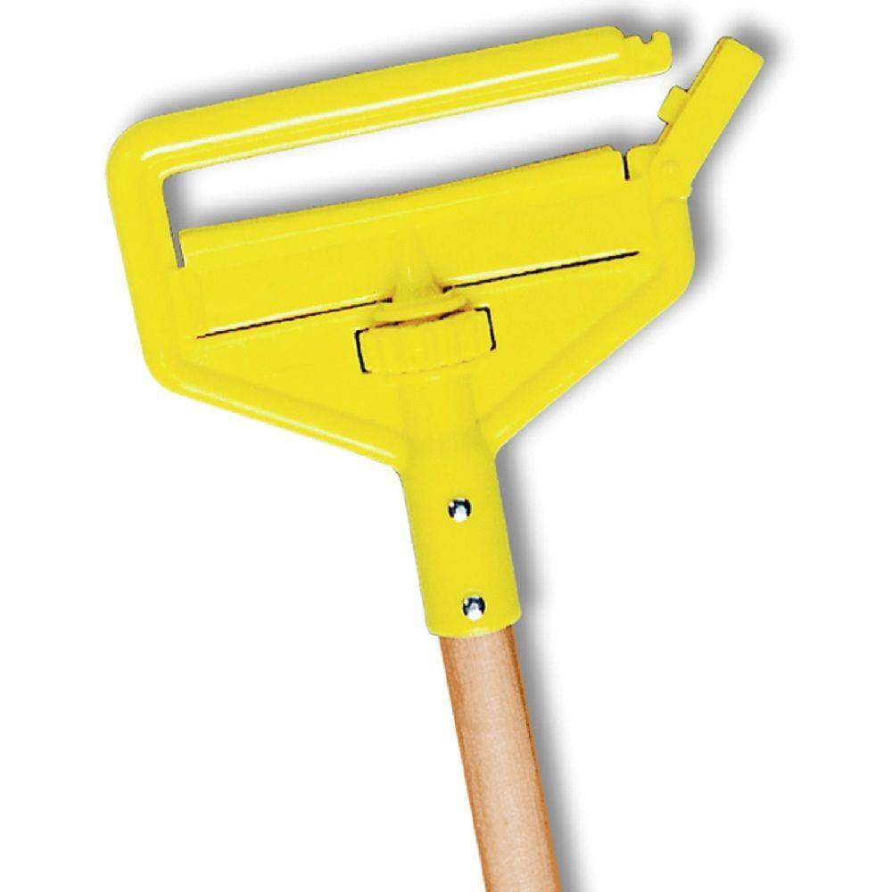 Invader 60 in. Side Gate Wet Mop Hardwood Handle