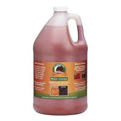 1 Gal. Red Mulch Colorant