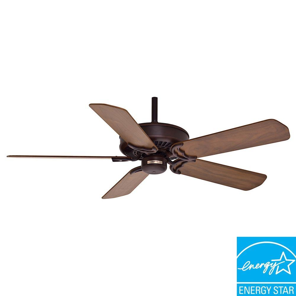 Casablanca Panama DC 54 in. Brushed Cocoa Ceiling Fan-DISCONTINUED