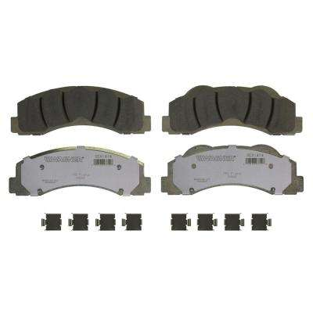 OEX Disc Brake Pad - Front
