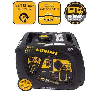 3300/3000-Watt  Electric Start Gas  Portable Generator cETL and CARB Certified