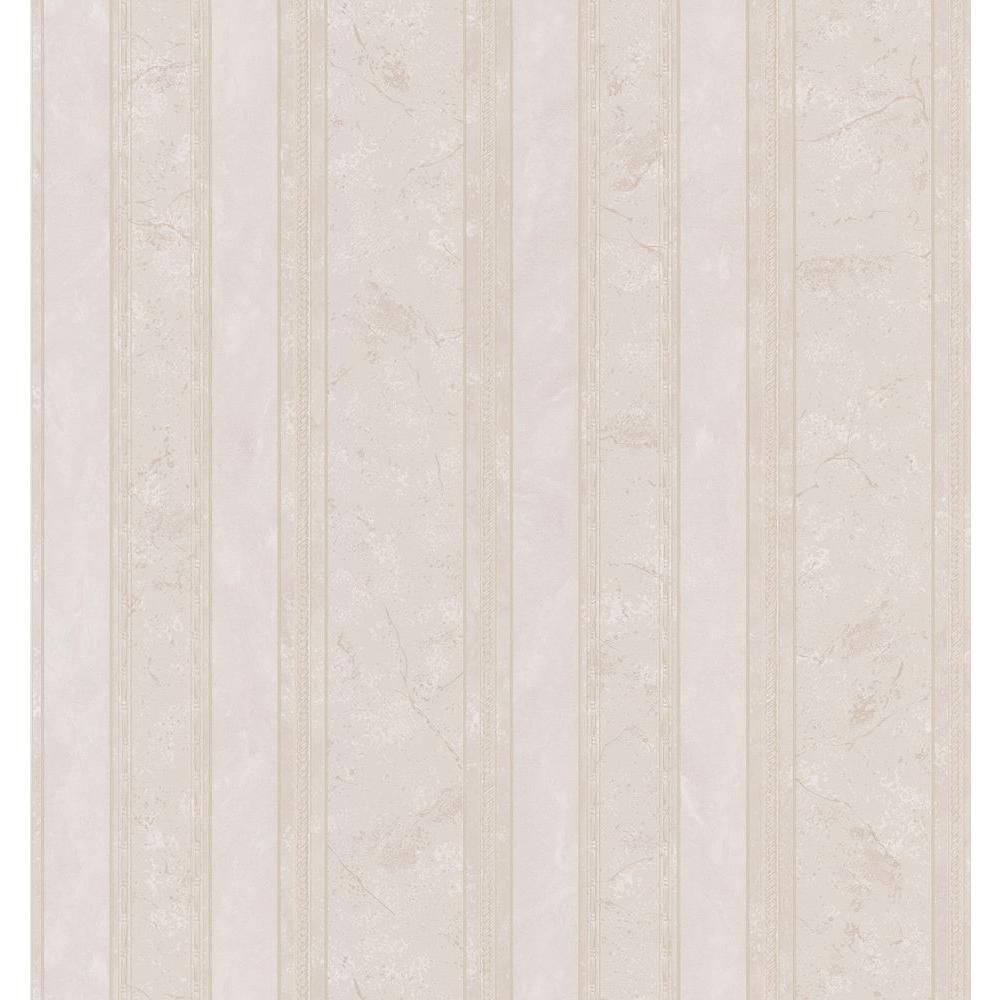 Brewster Marble Stripe Wallpaper