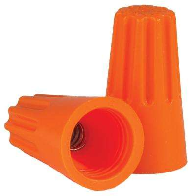 Orange Nut Wire Connector (5000-Piece per Bucket)