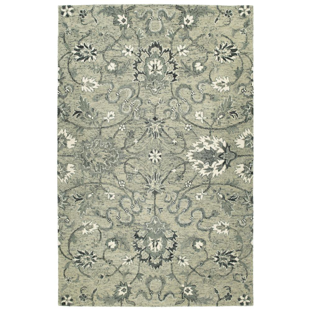 Chancellor Grey 4 ft. x 6 ft. Area Rug