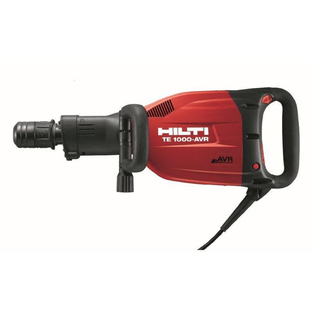 Hilti TE 1000-AVR 120-Volt Demolition Hammer Performance Package