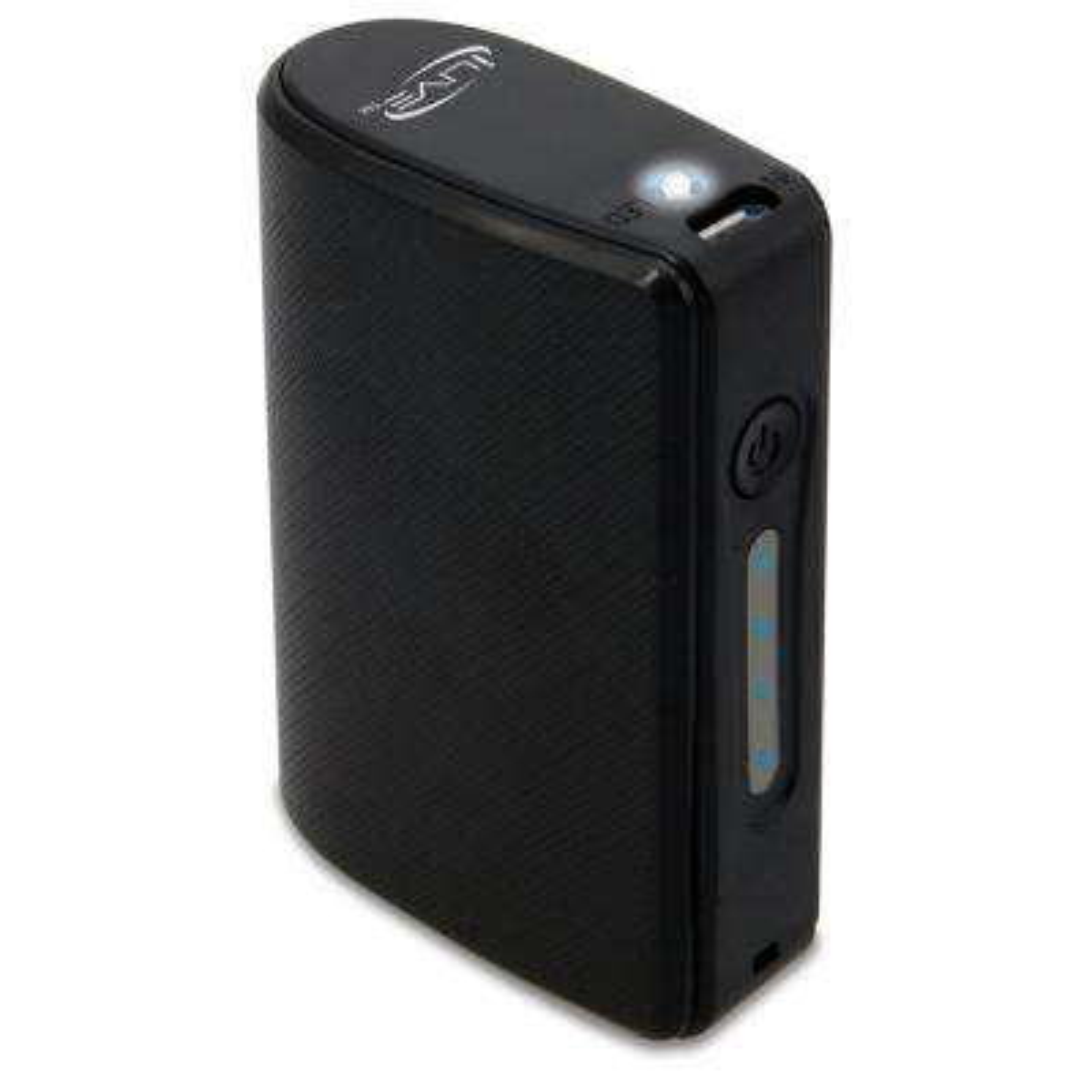 5200 mAh Portable Charger, Black
