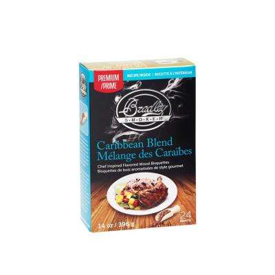 Premium Caribbean Blend Bisquettes (Box of 24)