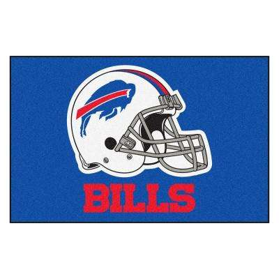 Buffalo Bills 19 in. x 30 in. Accent Rug