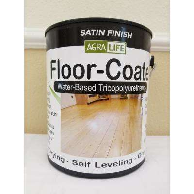 Floor-Coate 1-Gal. TricoPolyurethane Clear for Hardwood Floors