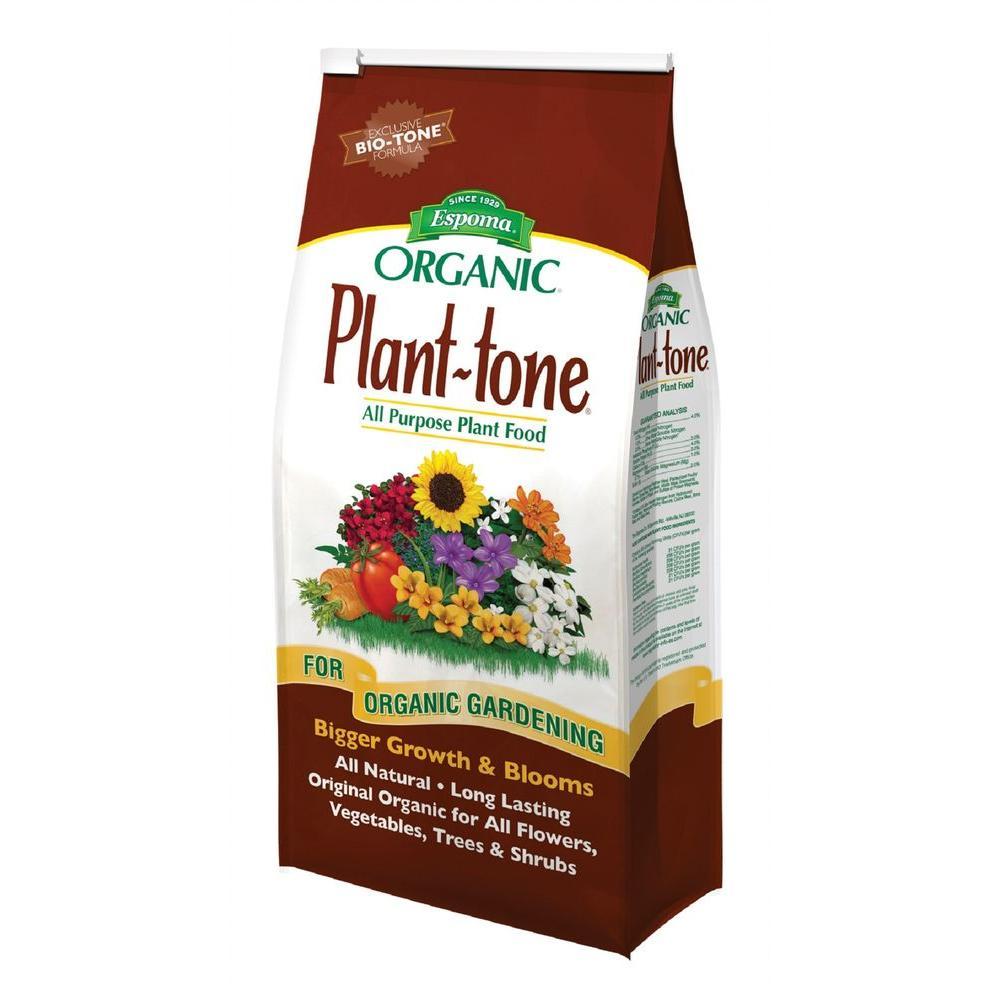 8 lb. Organic All Purpose Plant Tone Fertilizer