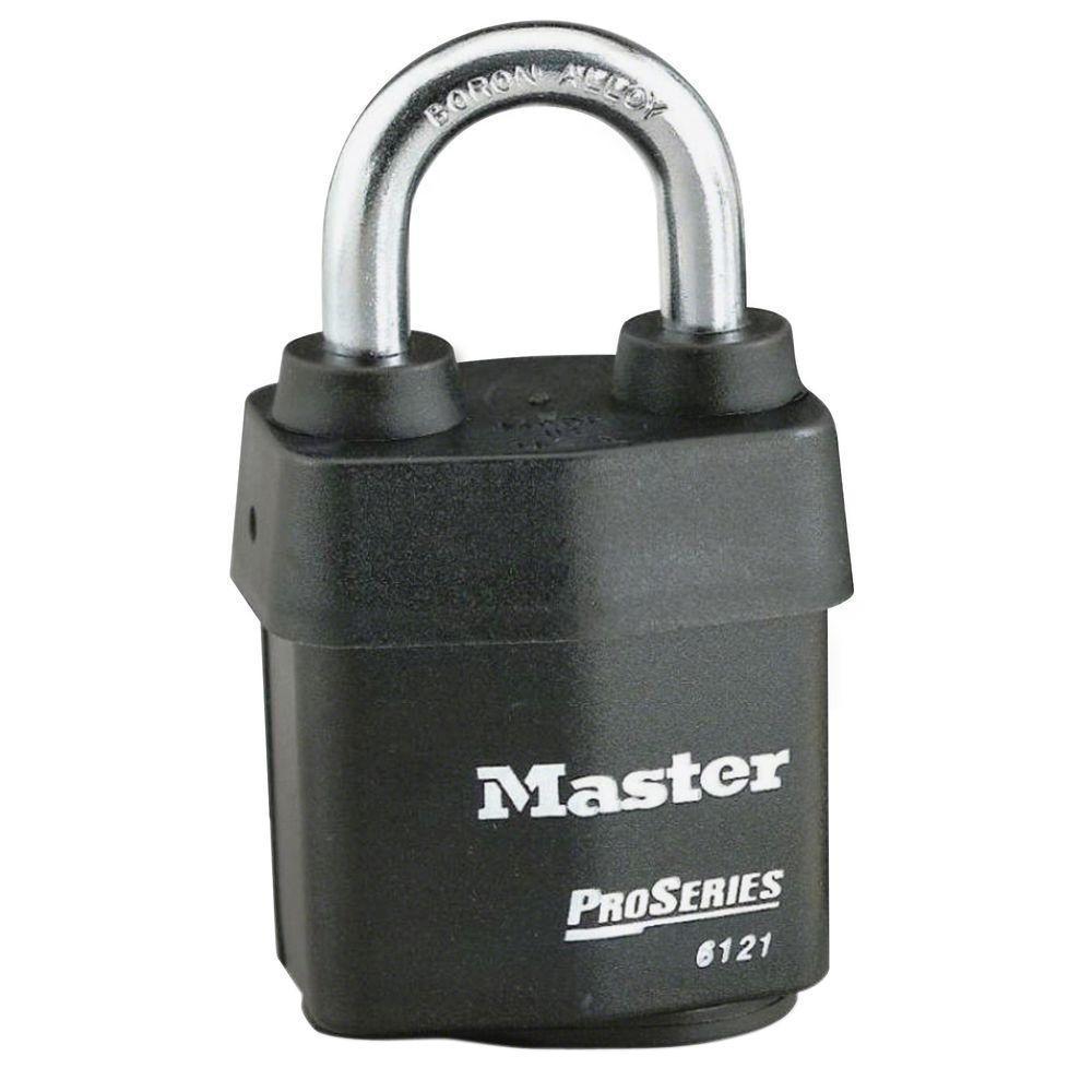 Master Pro Series Rekeyable Padlock by Master