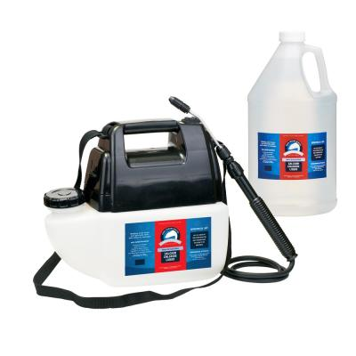 Bare Ground 1 Gal. Battery Powered with Liquid Calcium Chloride Ice Melt Sprayer