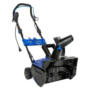 Snow Joe 18 inch 14.5 Amp Electric Snow Blower with Light Remanufactured by Snow Joe