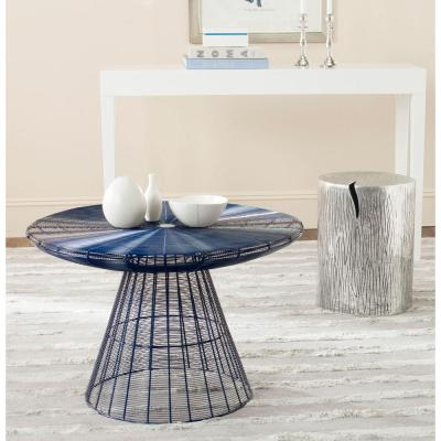 Reginald Blue Coffee Table