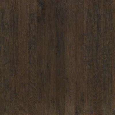 Western Hickory Winter Grey 3/8 in. T x 5 in. W x Random Length Click Engineered Hardwood Flooring (29.49 sq. ft. /case)