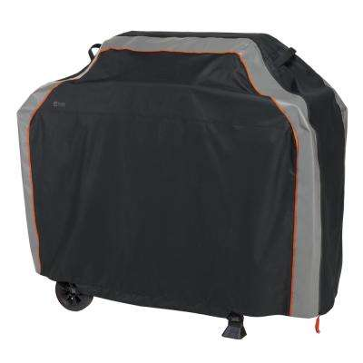 SideSlider 58 in. L x 30 in. W x 48 in. H BBQ Grill Cover