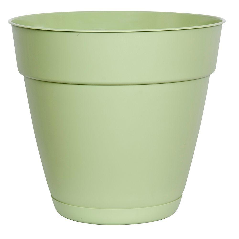 Dynamic Design Newbury 20 in. x 20 in. Lotus Green Poly Planter