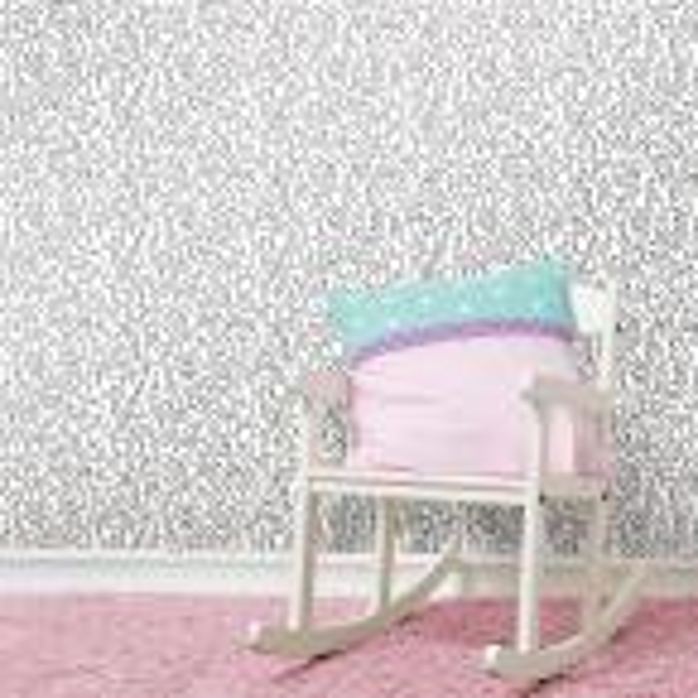 RoomMates 28.29 sq. ft. Alphabet Jumble Peel and Stick Wallpaper