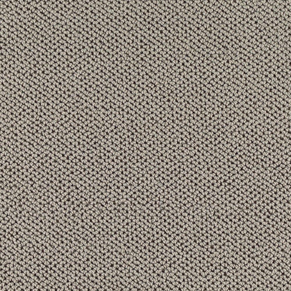Carpet Sample - Priority - Color Urban Skyline Loop 8 in x 8 in