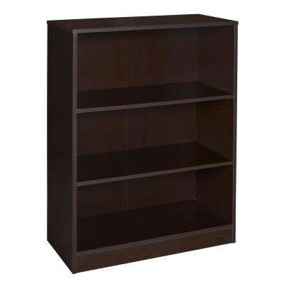 Mod Truffle No-Tools Assembly 42 in. H x 30 in. W Bookcase