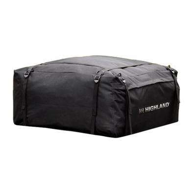Weather Resistant Car Top Carrier with Storage Bag 10 cu. ft.