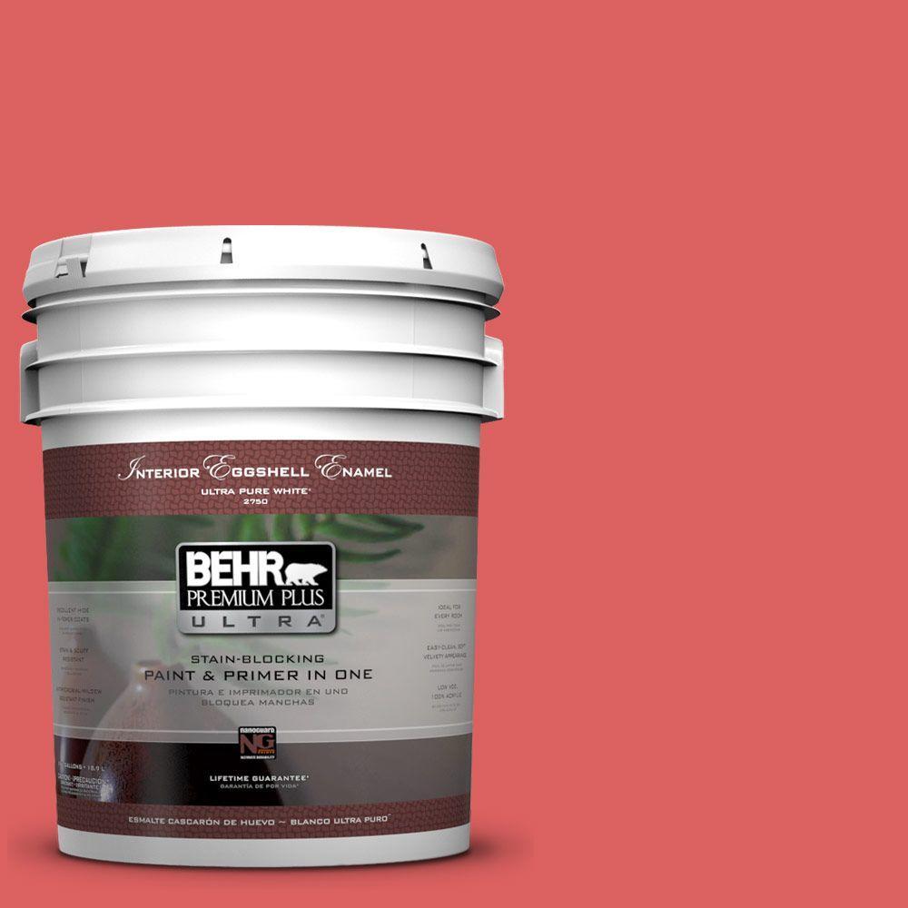 BEHR Premium Plus Ultra 5-gal. #P170-5 Roulette Eggshell Enamel Interior Paint