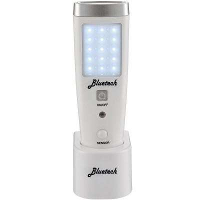 LED Flashlight/Night Light for Emergency Preparedness, Power Failure, Portable Unit with Motion Detection