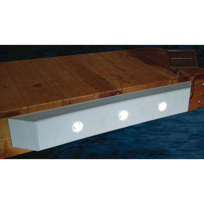 36 in. Dock Cushion with LED Lights