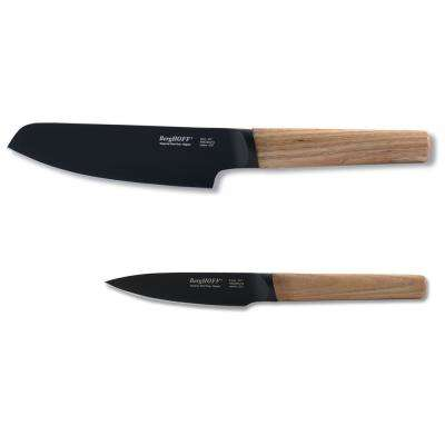 Ron 2-Piece Natural Handle Knife Set
