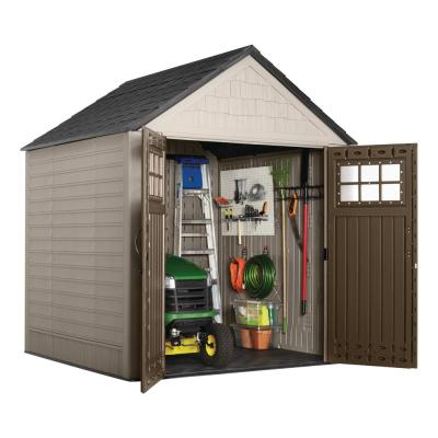 Big Max 7 ft. x 7 ft. Storage Shed