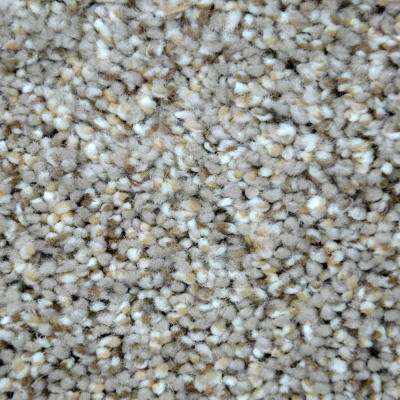 Carpet Sample - Immaculate II - Color Innocent Twist 8 in. x 8 in.