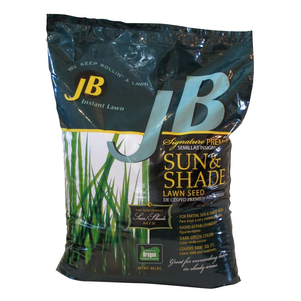 25 lb. Sun and Shade Grass Seed
