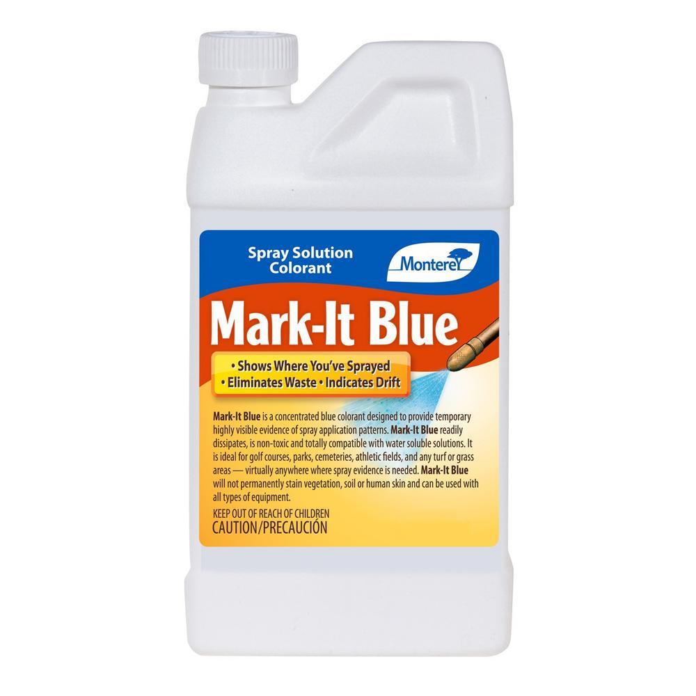 Monterey 8 oz. Mark-It Blue Spray Colorant