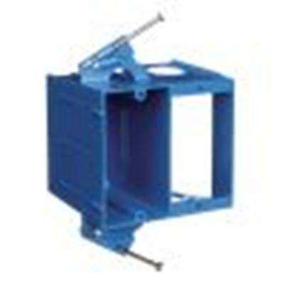 2-Gang Dual-Voltage Box and Bracket