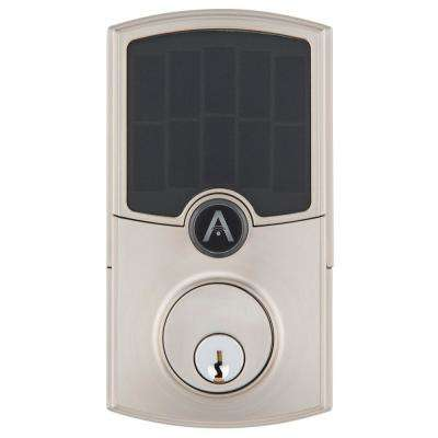 Barrington Satin Nickel WiFi Smart Electronic Deadbolt