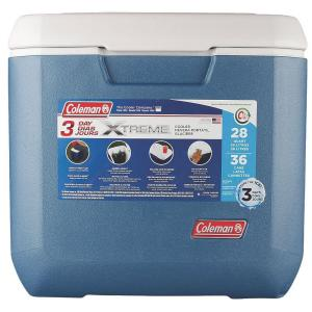 Coleman 28 Qt Extreme Cooler 3000005350 The Home Depot