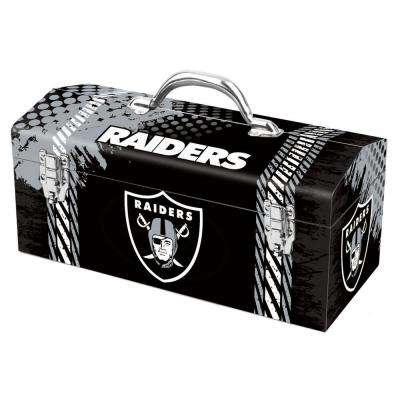 7.2 in. Oakland Raiders NFL Tool Box