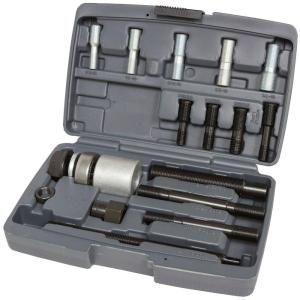 Lisle 12 Adapters Harmonic Balancer Installer Kit by Lisle