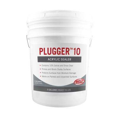 Plugger 10 5 gal. Surface Solids Acrylic Sealer