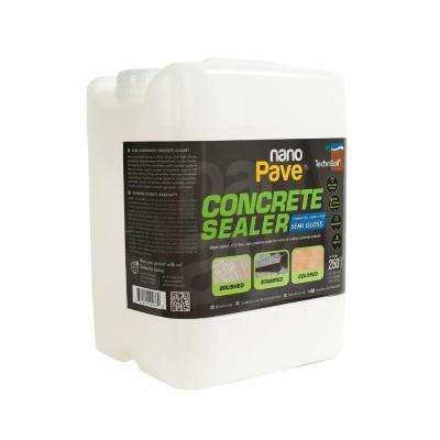NanoPave 5 Gal. Semi-Gloss Concrete Sealer