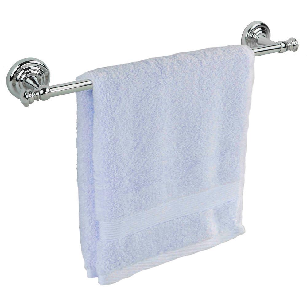 Towel Racks Bathroom Hardware The Home Depot