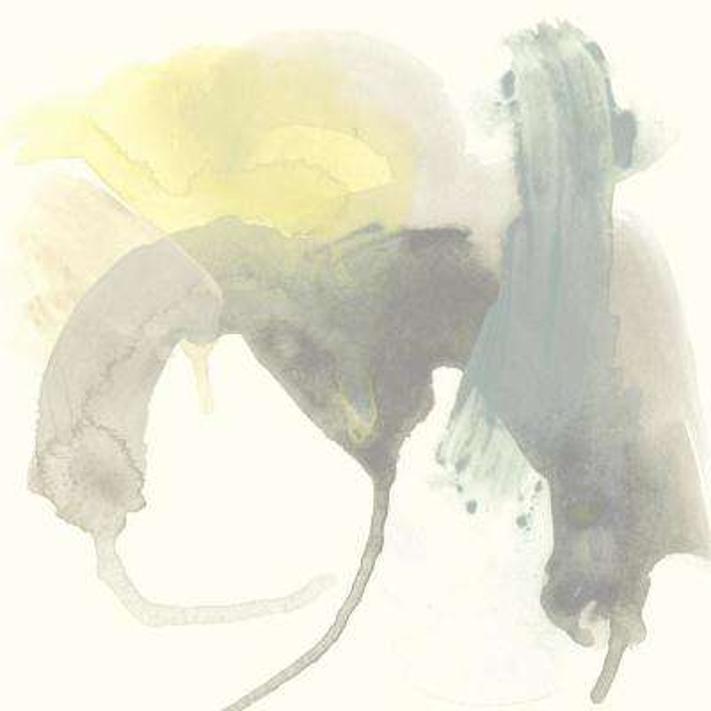 """84 in. x 84 in. """"Lunar Sunrise III"""" by June Erica Vess Wall Art"""