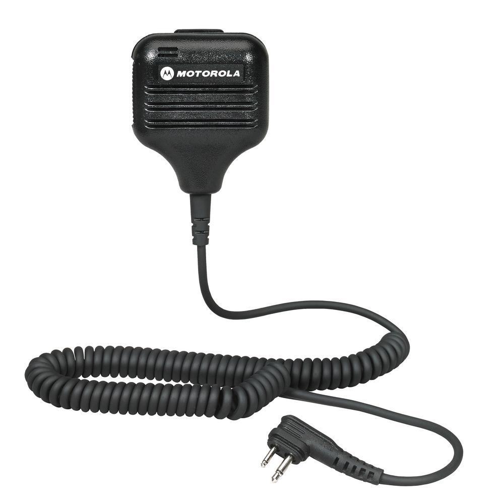 Motorola External Speaker Mic with PTT