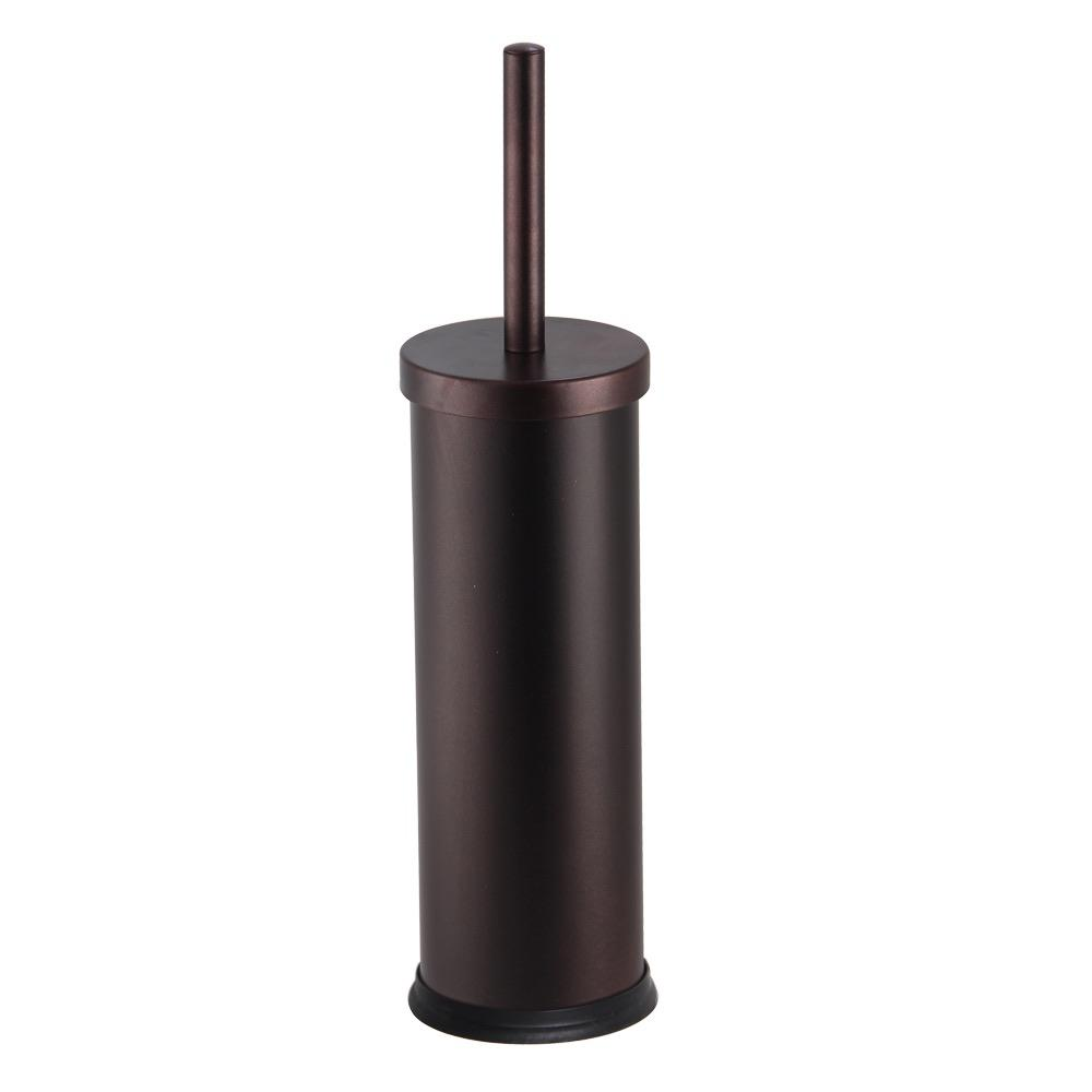 Steel Toilet Brush Holder in Oil Rubbed Bronze