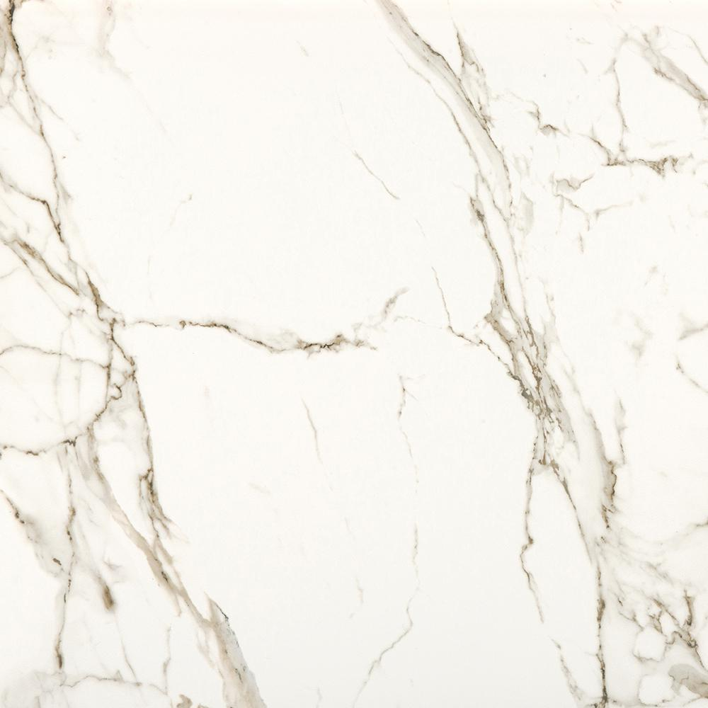 Dekton 4 in. x 4 in. Ultra Compact Surface Countertop Sample in Entzo Calacatta